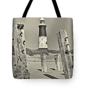 Spurn Lighthouse Tote Bag