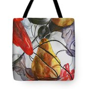 Spying On Fruit Tote Bag