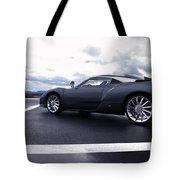 Spyker C12 Zagato Tote Bag
