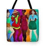 Squad Tote Bag