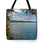 Squam Lake In New Hampshire   Tote Bag