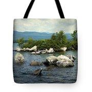 Squam Lake, New Hampshire Tote Bag