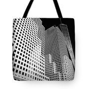Squared, New York City Tote Bag