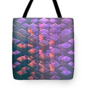 Squared2 Tote Bag