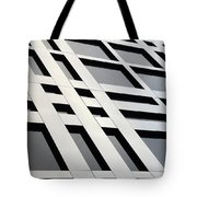 Squares And Rectangles Tote Bag