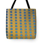 Squares In A Square Tote Bag