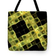 Squares In Abstract Tote Bag