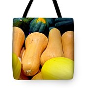 Squashes Tote Bag