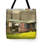 Squatters Homes Tote Bag