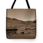 Squaw Butte Homestead Tote Bag
