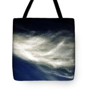 Squid Cloud Tote Bag