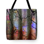 Squiggles And Lines Tote Bag