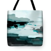 Squint To See Paradise Tote Bag by KRishay Moehr