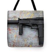 Sr-2mp Submachine Gun Tote Bag