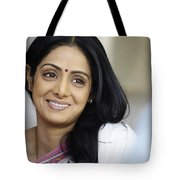 Sridevi Tote Bag