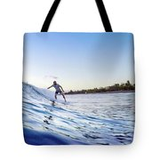 Srufer, Dude Tote Bag