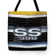 Ss 396 Tote Bag