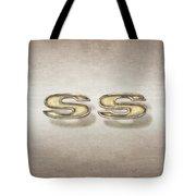 Super Sport Emblem Tote Bag