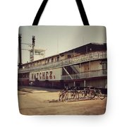 Ss Natchez, New Orleans, October 1993 Tote Bag