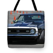 Ss On Autocross Course Tote Bag
