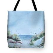 Ssi Beach Tote Bag