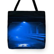 Missing You Blues Tote Bag