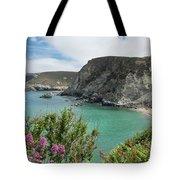 St Agnes Coast Tote Bag