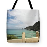 St Agnes To Holywell Tote Bag