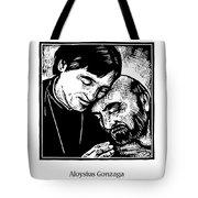 St. Aloysius Gonzaga - Jlalg Tote Bag
