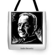 St. Andre Bessette - Jlanb Tote Bag
