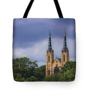 St Andrews Catholic Church Roanoke Virginia Tote Bag