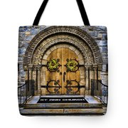 St Ann Church Tote Bag