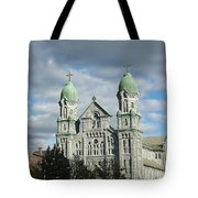 St. Anne's Church Tote Bag