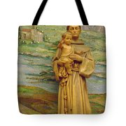 St Anthony Chapel Tote Bag
