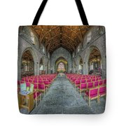 St Asaph Cathedral Tote Bag