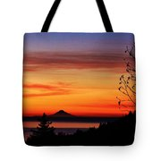 St Augustine At Sunset Tote Bag