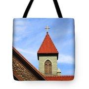St. Augustine Detail 090118 Tote Bag