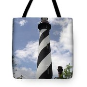 St Augustine Florida Light Tote Bag