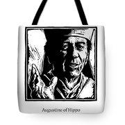 St. Augustine - Jlaug Tote Bag