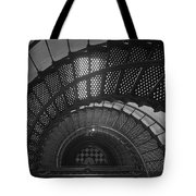 St. Augustine Lighthouse Spiral Staircase II Tote Bag