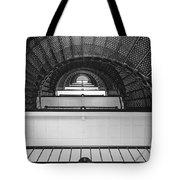 St. Augustine Lighthouse Spiral Staircase IIi Tote Bag