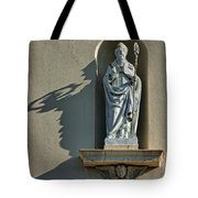 St. Augustine Of Hippo Tote Bag by Christopher Holmes