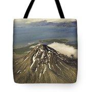 St. Augustine Volcano Tote Bag