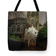 St Bartholomew The Great Church Tote Bag