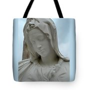 St Benedicts Painted Church 5 Tote Bag