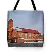 St Bernards Church Tote Bag