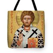 St. Boniface Of Germany - Jcbon Tote Bag