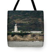 St Catherine's Lighthouse Tote Bag