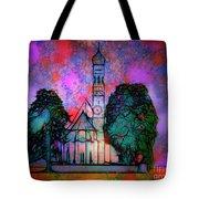 St. Coloman Tote Bag