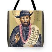 St. Damien The Leper - Rldtl Tote Bag